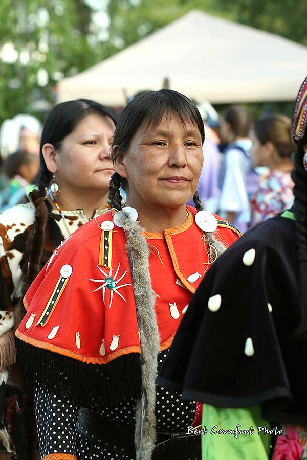 At Alexis Powwow 2014