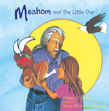 Meshom and the Little One Book Review Cover