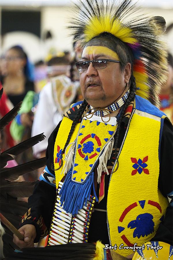 Ben Calf Robe Powwow 2016