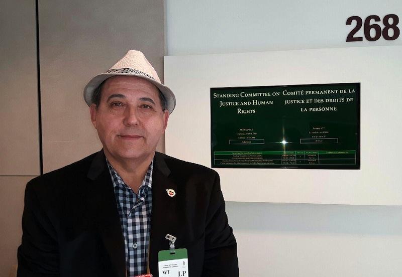 Kim Beaudin, president of Aboriginal Affairs Coalition of Saskatchewan