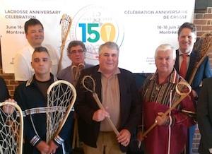 Photo courtesy Canadian Lacrosse Association.