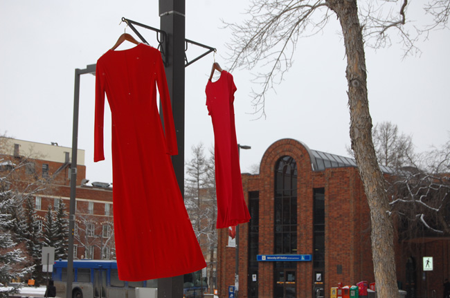 REDress Project in Edmonton
