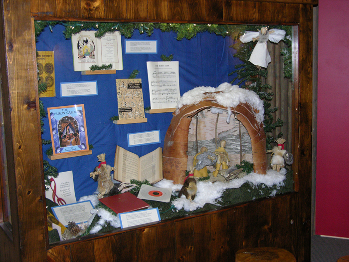 The Huron Carol exhibit will run for one more year at the interpretive museum. (