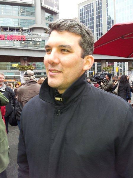 Hayden King, Assistant Professor of Politics at Ryerson University