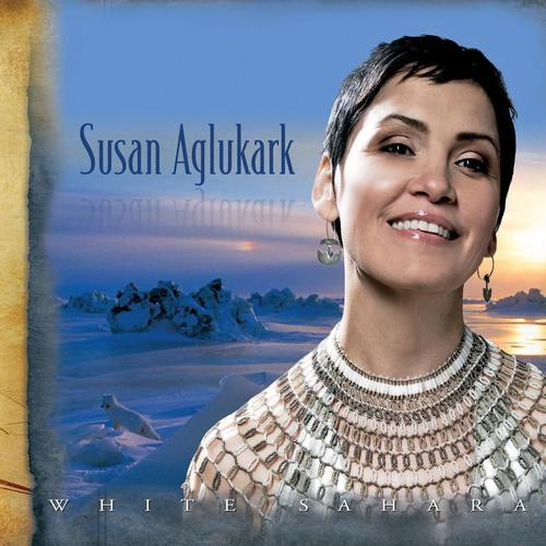 Susan Aglularks CD for White Sahara