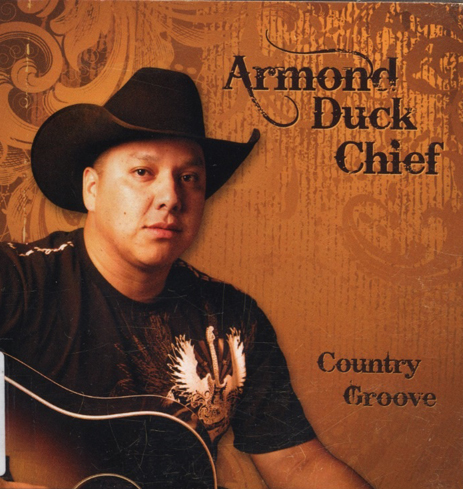 Armond Duck Chief - Country Groove CD