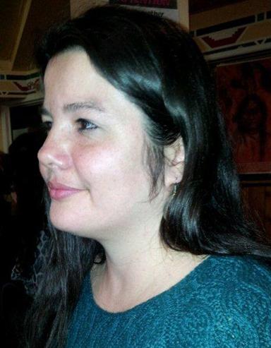Artist and political activist Wanda Nanibush