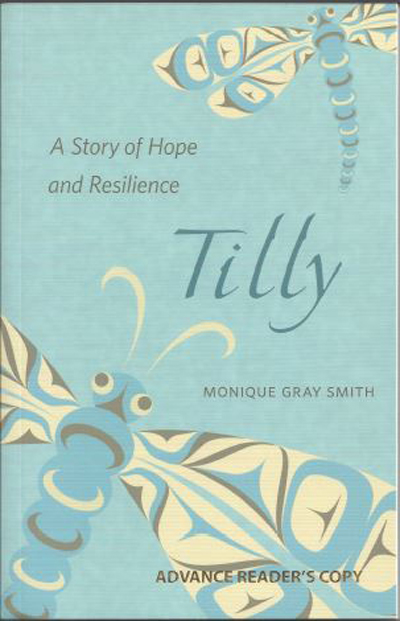Tilly, A Story of Hope and Resilience cover