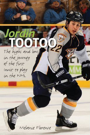 Jordin Tootoo book cover