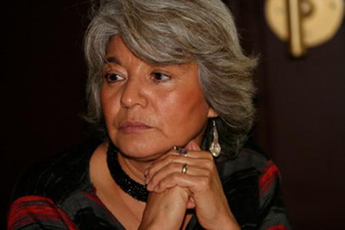 Cree poet Louise Halfe was named Saskatchewan's second Poet Laureate.