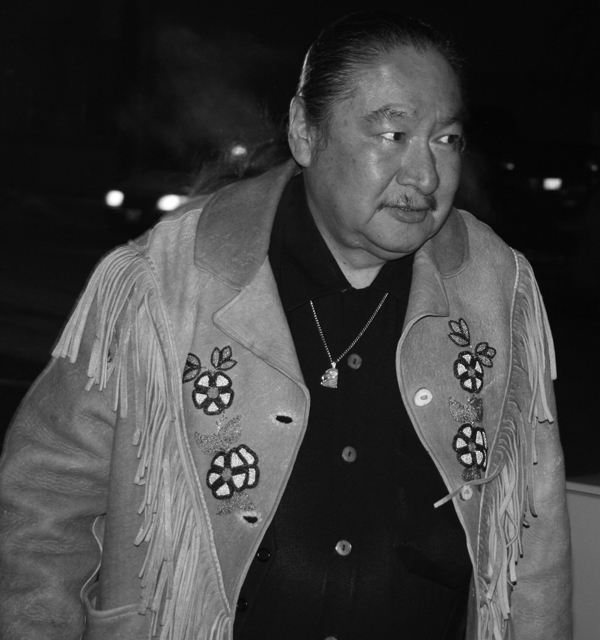 Elijah Harper in 2006