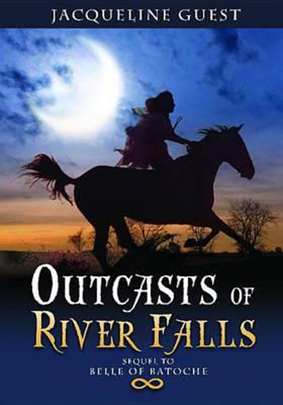 Outcasts of River Falls book cover