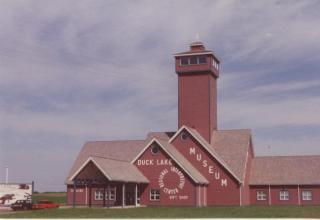 Duck Lake Regional Interpretive Centre, Duck Lake