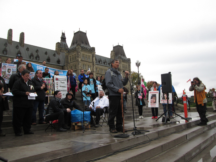 Murdered and missing Indigenous women and girls