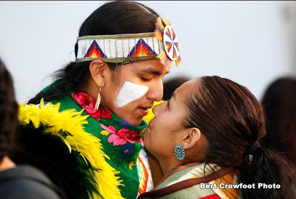 Powwow love
