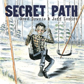 Book cover of The Secret Path