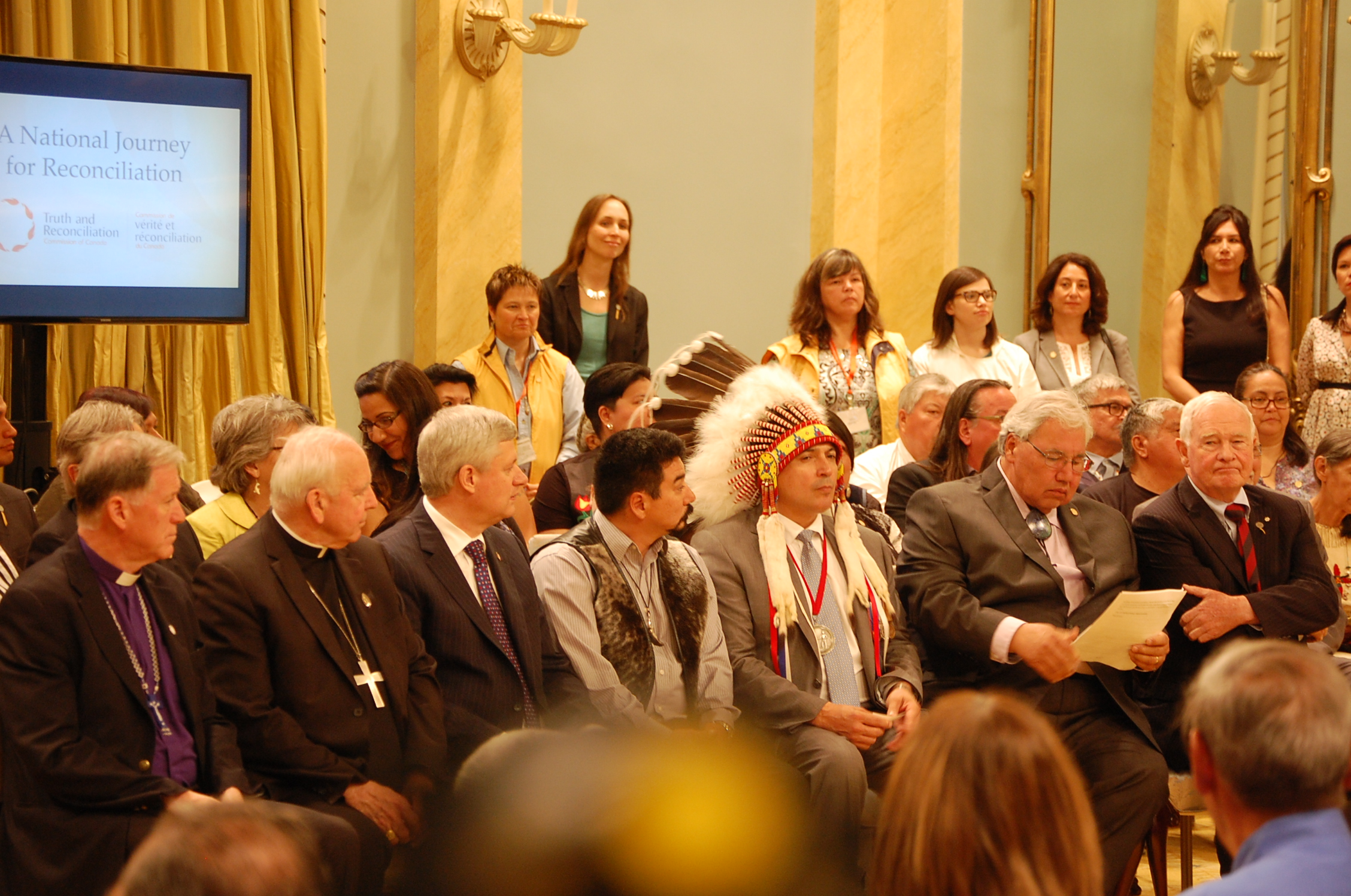 truth and reconciliation commission Implementation of the indian residential schools settlement agreement, the largest class-action settlement in canadian history, began in 2007 the agreement includes.